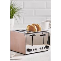 Next 4 Slot Toaster - Copper