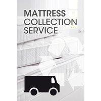 Next Mattress Collection Service - White