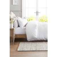 Next All Over Waffle Bed Set - White