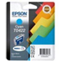 Epson DURABrite T0422 Ink Cartridge - Cyan