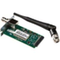 Intermec Wireless Print Server - ISM Band - 2.40 GHz ISM Maximum Frequency - 54 Mbit/s Wireless Transmission Speed - Bluetooth, Wi-Fi - IEEE 802.11n - Plug-in Module