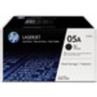 HP 05A Toner Cartridge - Black