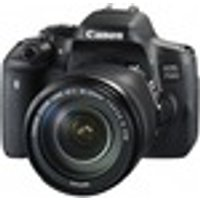 Canon EOS 750D 24.2 Megapixel Digital SLR Camera with Lens - 18 mm - 55 mm
