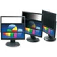 """3M Black Privacy Screen Filter for 22"""" Monitor"""