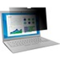 """3M Black Privacy Screen Filter - For 35.8 cm (14.1"""") Widescreen Notebook"""