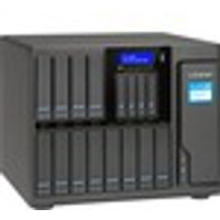 QNAP Turbo NAS TS-1685 16 x Total Bays NAS with 550W PSU