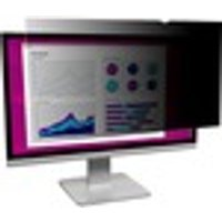 """3M Black, Glossy Privacy Screen Filter - For 55.9 cm (22"""") LCD Widescreen Monitor"""