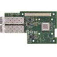 Mellanox ConnectX-4 Lx EN MCX4421A-XCQN 10Gigabit Ethernet Card for Server - PCI Express 3.0 x8 - 2 Port(s) - Optical Fiber