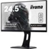 """iiyama G-MASTER GB2530HSU-B1 24.5"""" LED LCD Monitor - 16:9 - 1 ms"""