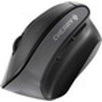 CHERRY MW 4500 Mouse - Optical - Wireless - 6 Button(s) - Black