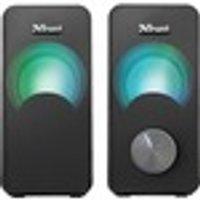 Trust Arys 2.0 Speaker System - 6 W RMS - 100 Hz to 20 kHz