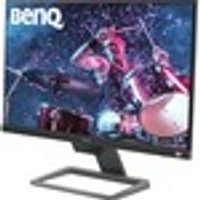 "BenQ Entertainment EW2480 23.8"" Full HD LED LCD Monitor - 16:9 - Black, Metallic Grey"