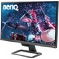 "BenQ Entertainment EW2780Q 27"" WQHD LED LCD Monitor - 16:9 - Black, Metallic Grey"