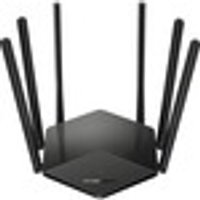 MERCUSYS MR50G IEEE 802.11ac Ethernet Wireless Router - 2.40 GHz ISM Band - 5 GHz UNII Band - 6 x Antenna(6 x External) - 237.50 MB/s Wireless Speed - 2 x Network Po