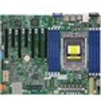 Supermicro H12SSL-I Server Motherboard - AMD Chipset - Socket SP3 - 2 TB DDR4 SDRAM Maximum RAM - DIMM, RDIMM - 8 x Memory Slots - Gigabit Ethernet - 4 x USB 3.0 Por