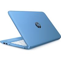 """HP  Stream 11-y050sa 11.6"""" Laptop - Aqua Blue, Aqua"""