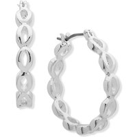 Anne Klein Jewellery Oval Hoop Earrings