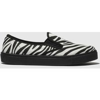 Schuh-Black-and-White-Awesome-Flat-Shoes