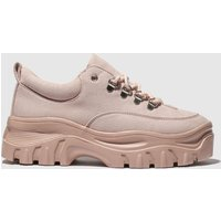 Schuh Pale Pink Atmosphere Flat Shoes