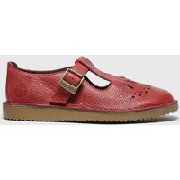 Red Or Dead Red Jade Flat Shoes