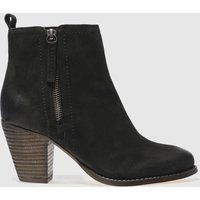 Schuh Black Champ Boots