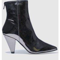 Schuh Pewter Judgement Boots