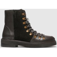 Schuh Brown Voyager Boots