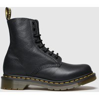 Dr Martens Black Pascal 8 Eye Boot Boots