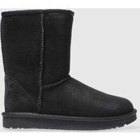 Ugg-Black-Classic-Short-Ii-Boots