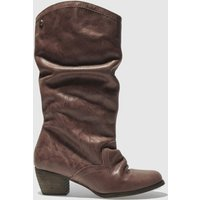 Red Or Dead Tan Darlene Boots