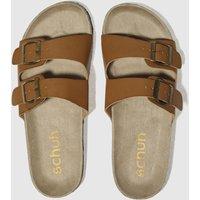 Schuh Tan Hawaii Sandals