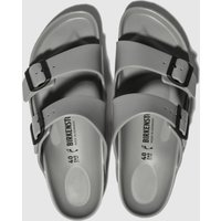 Birkenstock Grey Arizona Eva Sandals
