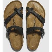 Birkenstock Black Mayari Sandals