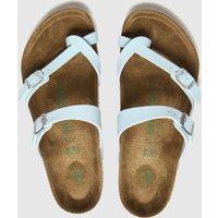 Birkenstock Blue Mayari Vegan Sandals