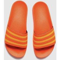 Adidas Orange Adilette Sandals