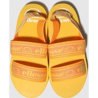 Ellesse-Orange-Giglio-Sandals
