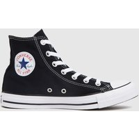 Converse-Black-and-White-All-Star-Hi-Trainers