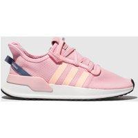 Adidas Pink U_path Trainers