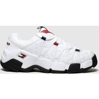 Tommy Hilfiger White Tj Heritage Chunky Sneaker Trainers