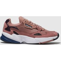 Adidas Pink Falcon Trainers
