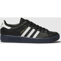 Adidas Black & White Forest Hills Trainers