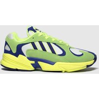Adidas Lime Yung-1 Trainers