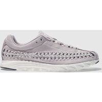 Nike Pale Pink Mayfly Woven Trainers
