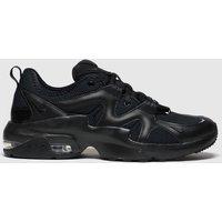 Nike Black Air Max Graviton Trainers