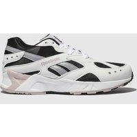 Reebok-White-and-Black-Aztrek-Trainers