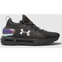 Under-Armour-Black-and-Silver-Hovr-Phantom-Se-Trainers