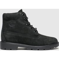 Timberland Black 1973 Newman Boots Youth