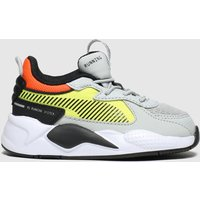 Puma Multi Rs-x Hard Drive Trainers Toddler