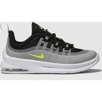 Nike Black & Grey Air Max Axis Trainers Toddler