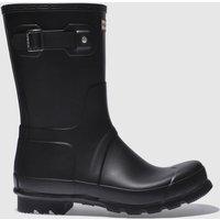 Hunter-Black-Original-Short-Boots